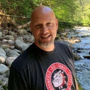 Jeff VanderKuip (he/him) — Youth Pastor