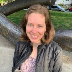 Rev. Monica McKinlay (she/her)—Lead Pastor